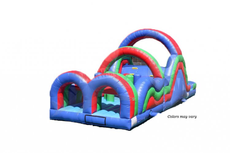 60' Obstacle Course Deluxe