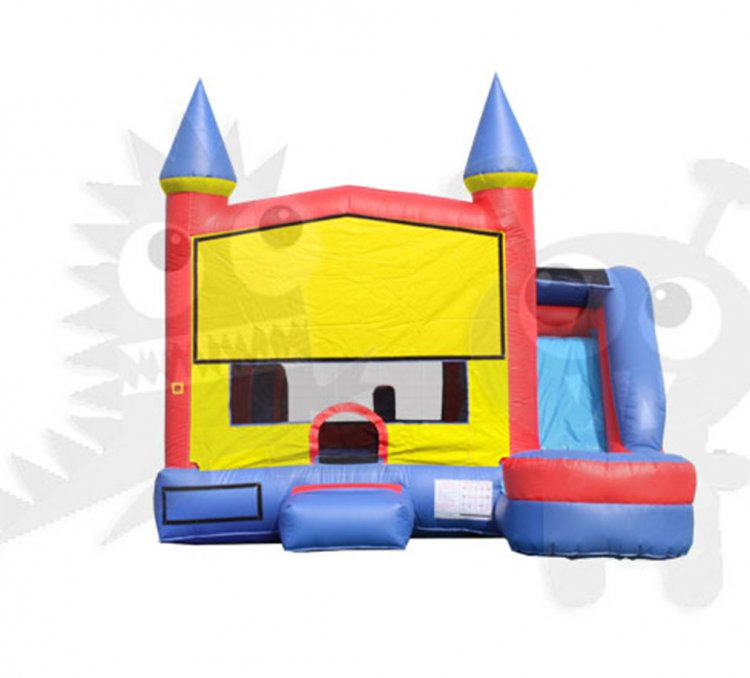 MR20 2066020combo20flyer 262040062 big Bounce House 660 Combo