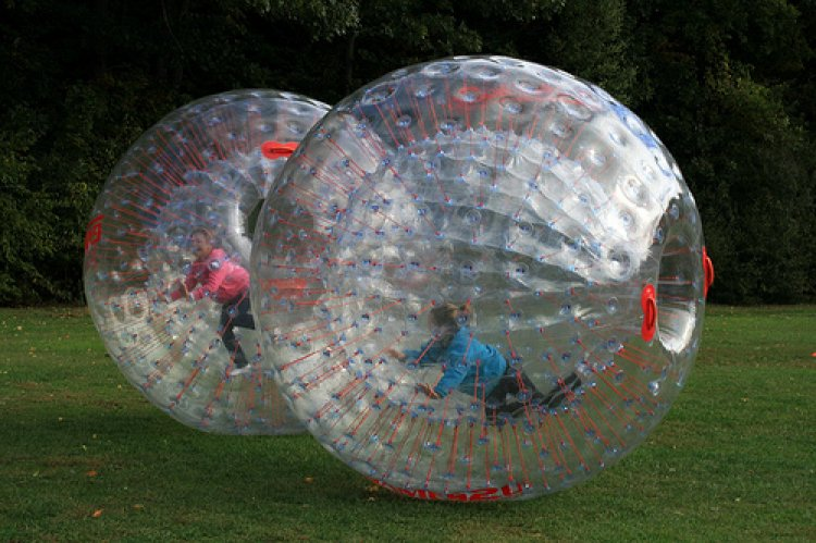 a49932638c4beb0839800a2dfaaa38ce Zorb Balls and Course
